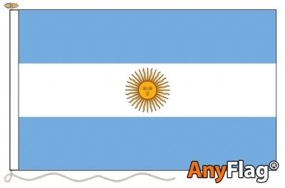 - ARGENTINA ANYFLAG RANGE - VARIOUS SIZES